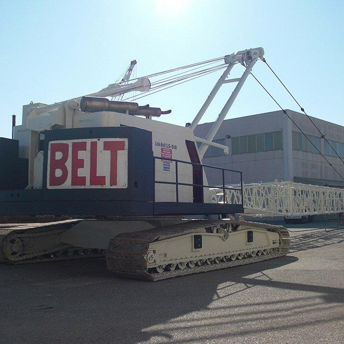 link belt 518-700